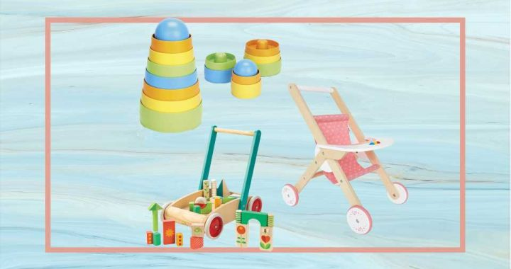 The Best Toys for 1-Year-Olds That Suit Their Milestones