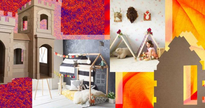 Make Being Stuck at Home Magical With These Forts 'for Your Kids' (*Wink, Wink*)