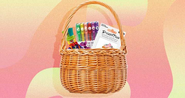 Creative Easter Basket Kid Gifts That Aren't Toys — or Candy
