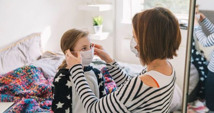 Wearing face masks may worsen breathing conditions, experts warn
