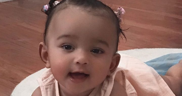 See Pics of Kim Kardashian, Kanye West's Daughter Chicago