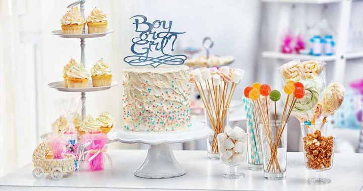 Cute Gender Reveal Accessories for a Memorable Party