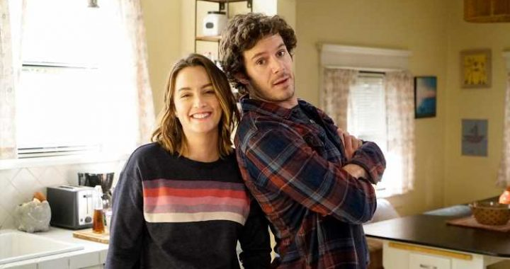 Leighton Meester Jokes Adam Brody Is a 'Dummy' Father on TV — But a 'Grown-Up' Dad in Real Life