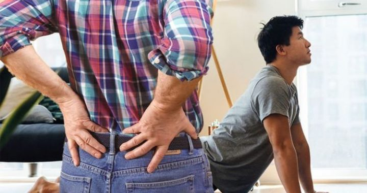 Lower back pain: Has lockdown taken its toll on your lower back? Try this simple exercise