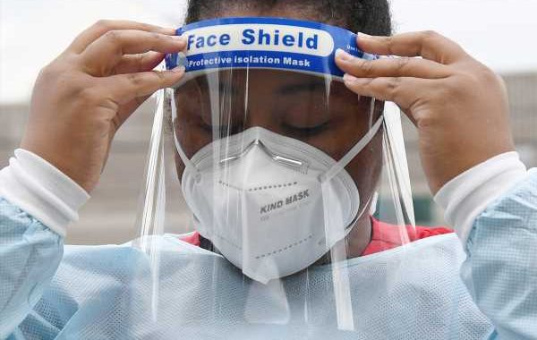 Eye Coverings — Along with Masks — Protect Against Coronavirus