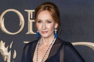 Author J.K. Rowling Accused of Transphobia Amid Social Media Backlash