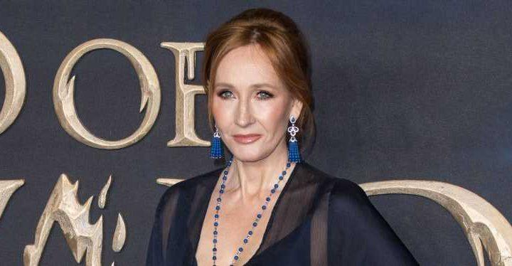 Author J.K. Rowling Accused of Transphobia Amid Social Media Backlash