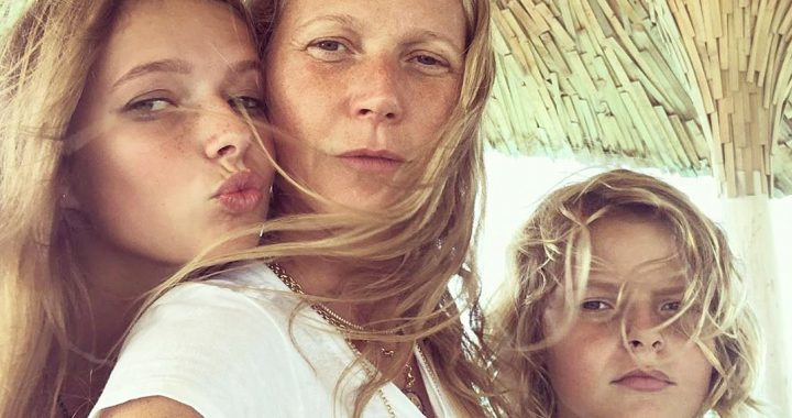 LOL! Gwyneth Paltrow Gave Son Moses, 14, a 'Boob Puzzle Just for Fun'
