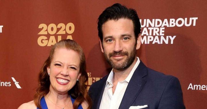 'Chicago Med' Cutie! Patti Murin, Colin Donnell Welcome 1st Child