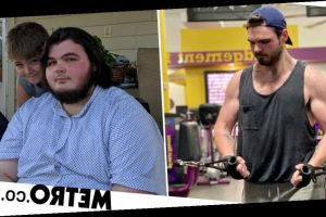 Man who lost 220 pounds began weight loss by only eating unseasoned potatoes