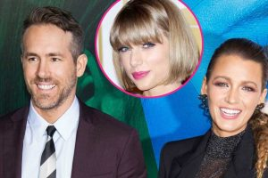 Taylor Swift Confirms Blake Lively, Ryan Reynolds' Daughter Is Named Betty