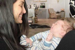 Nikki Bella Reveals She's 'Sleep Training' Son Matteo, 6 Weeks: 'Been Doing So Good'