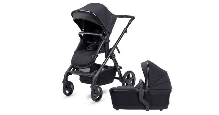Strolling in Style! Silver Cross Unveils Sleek New Line of Baby Carriages — See the Designs