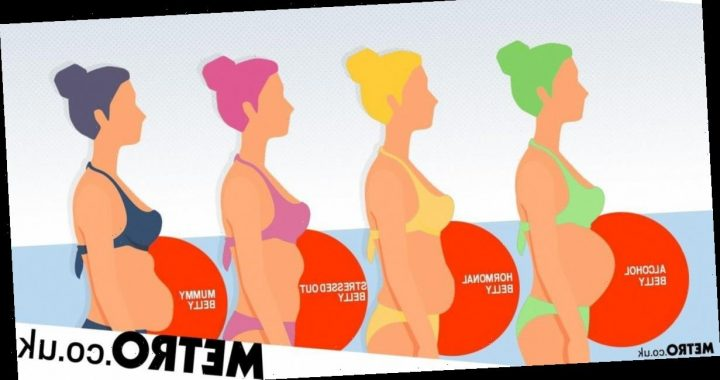 Can you really tell what's 'wrong' with your body from the shape of your belly?