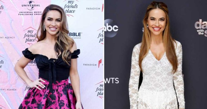 Chrishell Stause Is 'Excited' About Her 'DWTS' Body Transformation