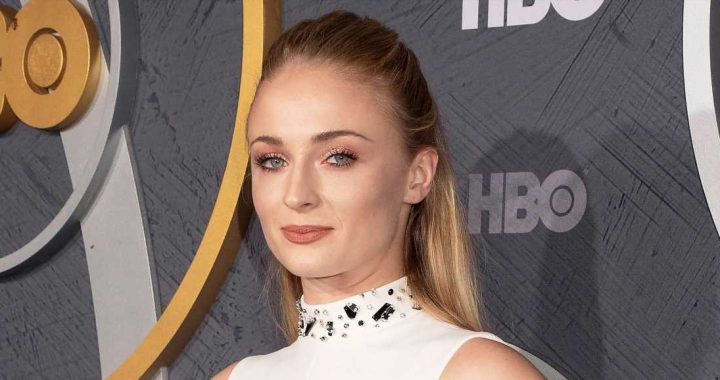 Sophie Turner Shows Off Post-Baby Body 3 Months After Her Daughter's Birth