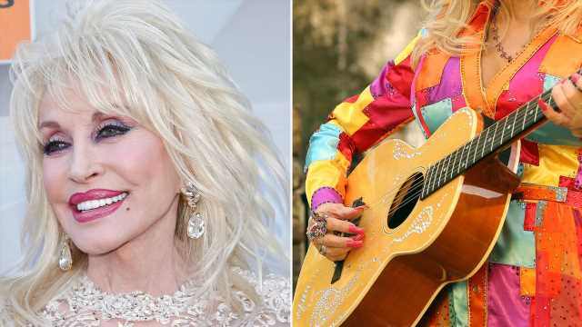 Dolly Parton Explains How She Uses Her Acrylic Nails to Make Music