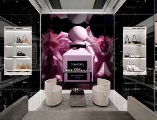 Tom Ford Beauty Thinks Big in China