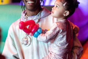 Travis Scott Says He Is Raising Daughter Stormi to Know That She Can Do 'Anything a Man Can Do'
