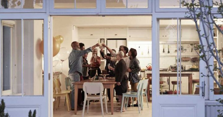 'Small Household Gatherings' Are Spreading COVID-19—Here's What That Term Means, and How to Socialize Safely