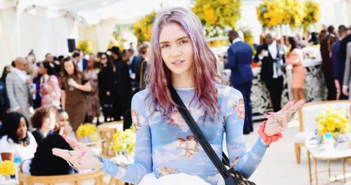Grimes Reveals Her 5-Month-Old Son with Elon Musk Is 'Into Radical Art': 'He Just Actually Is'