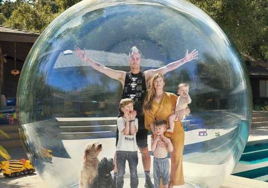 FITZ (of Fitz and the Tantrums) on Family Life with Wife Kaylee DeFer and Three 'Little Humanoids'