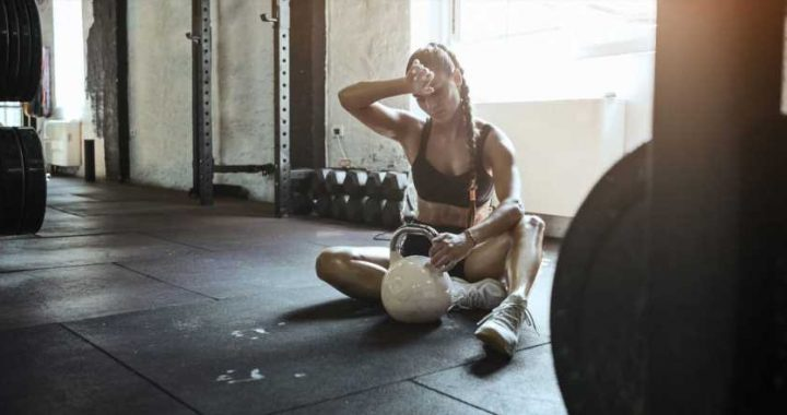 Here's how to perfect your form if you're not used to strength training