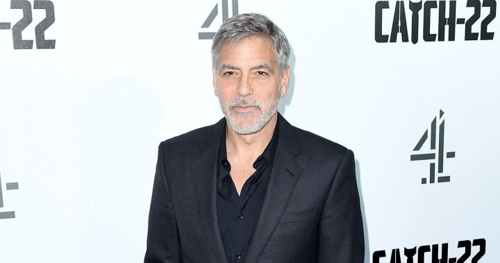 George Clooney Is Worried About Son Alexander's Asthma Amid COVID Pandemic
