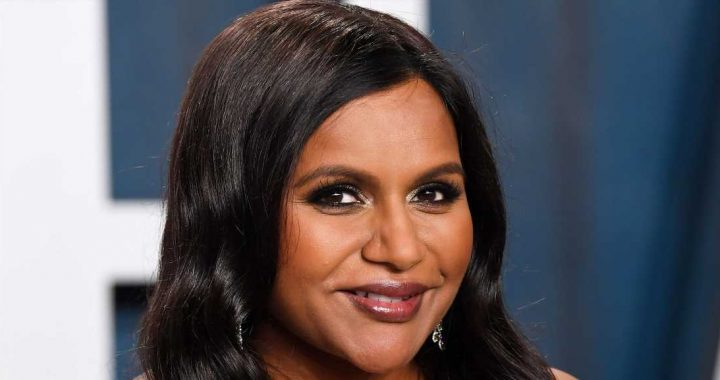 Mindy Kaling Responds to Comment About Kids' 'Very Caucasian' Names