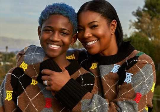 Gabrielle Union Says Zaya Felt 'Outed' When Photos Were 'Dissected' Online Before Coming Out as Trans