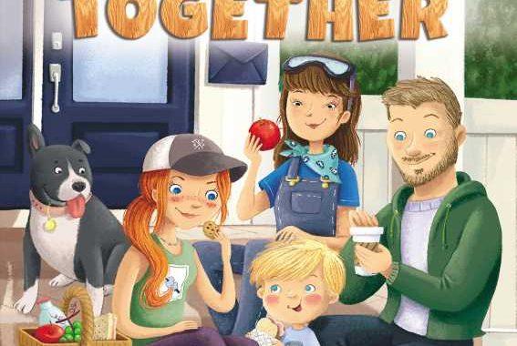 Mina Starsiak Hawk on Her New Kids' Book Built Together