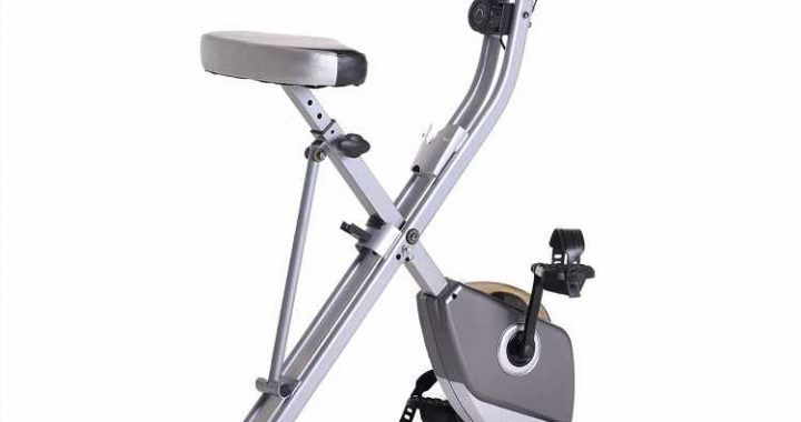 Amazon Shoppers Call This Foldable Exercise Bike Their 'Best Quarantine Purchase' — and It's Just $150 Now