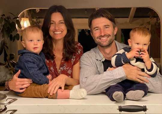 Brandon Jenner Shares Rare Photos of Twin Sons to Celebrate Wife Cayley Stoker's Birthday