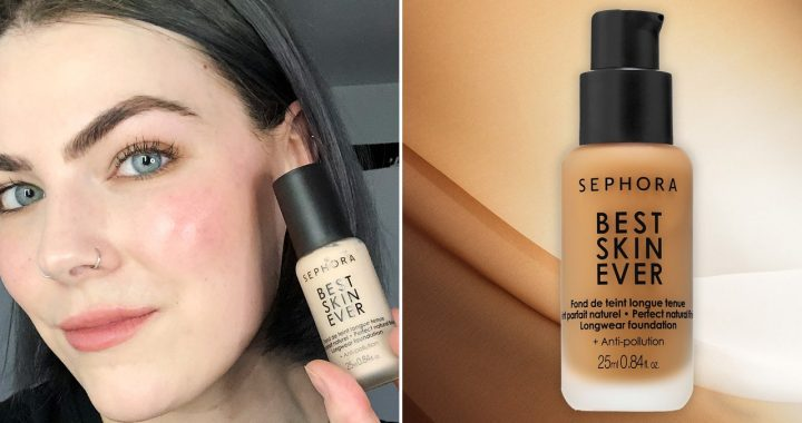 """Sephora Named Its New Foundation """"Best Skin Ever"""" for a Reason"""