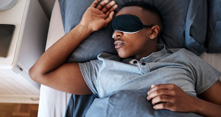Why do we breathe so loudly when we sleep?