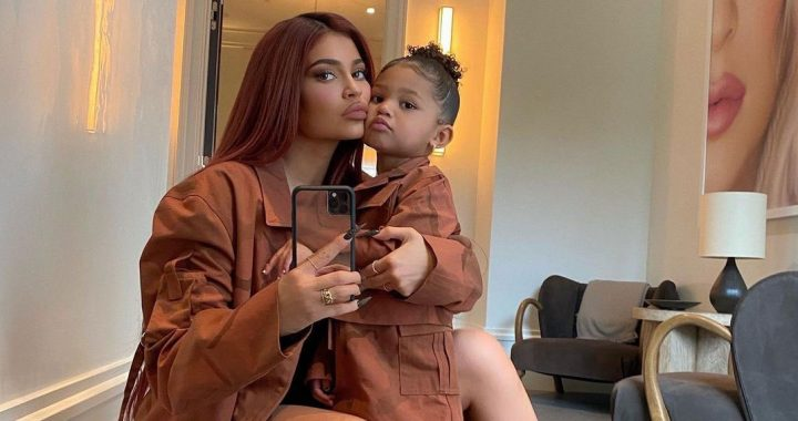 So Sweet! See Kylie Jenner's Daughter Stormi's Birthday Wishes From Family