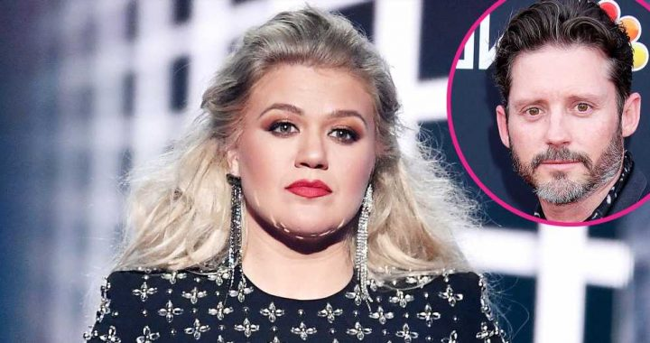 Kelly Clarkson: Why Coparenting With Brandon Blackstock Is 'Tough'
