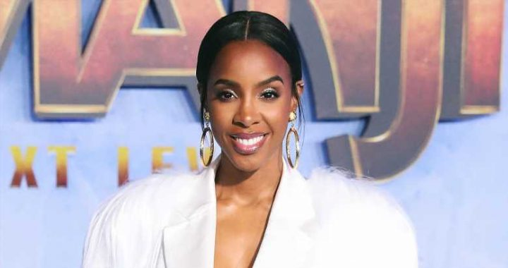 Kelly Rowland: I'm 'So Happy' With Newborn Son Noah