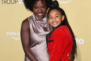 Viola Davis Spends Valentine's Day with Husband and Daughter Genesis, 10: 'This Is What I Live For'
