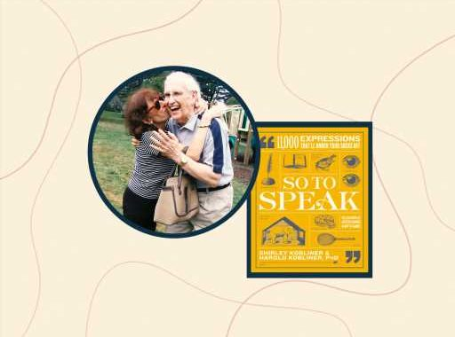 Two Grandparents Cracked the Code of Talking to Grandkids While Writing Their Book, 'So to Speak'