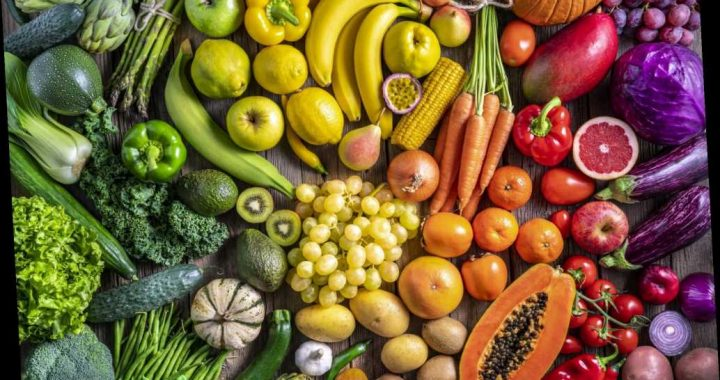 Eating 5 Daily Servings of Fruits and Vegetables Can Lead to a Longer Life, Study Shows