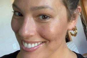 Ashley Graham Compares Her Postpartum Baby Hairs to 'James Bond' Villain