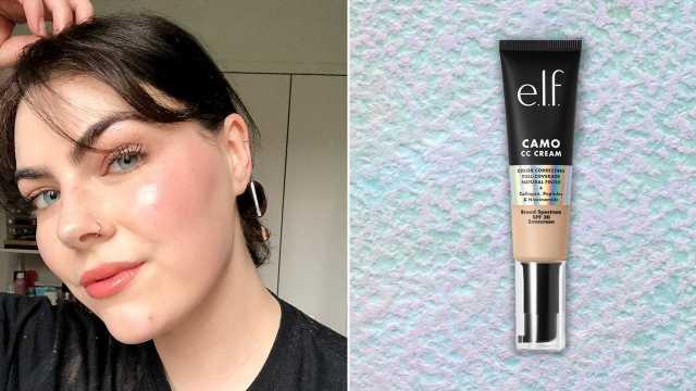 E.L.F. Transformed Its Beloved Camo Concealer Into a CC Cream