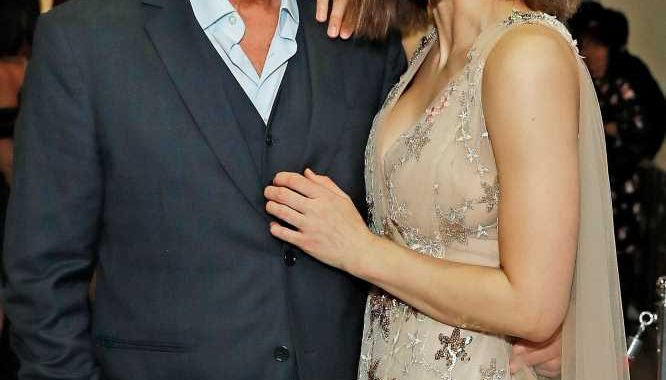 Katharine McPhee Reveals Baby Boy's Name and Its 'Long History' with Husband David Foster's Family