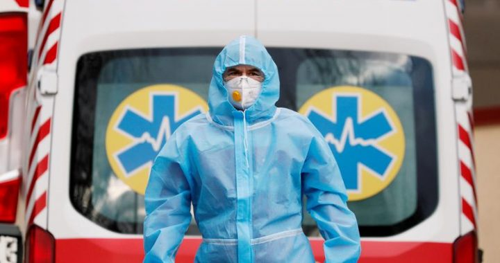 Ukraine reports record high coronavirus deaths for second day in a row