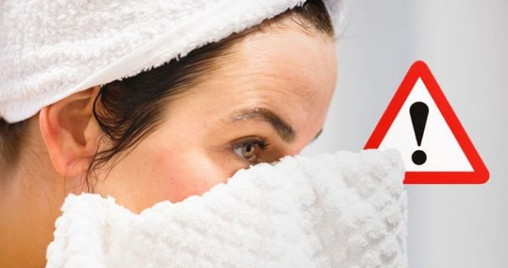 Doctor issues health warning about rubbing yourself dry with a towel – 'resist the urge'