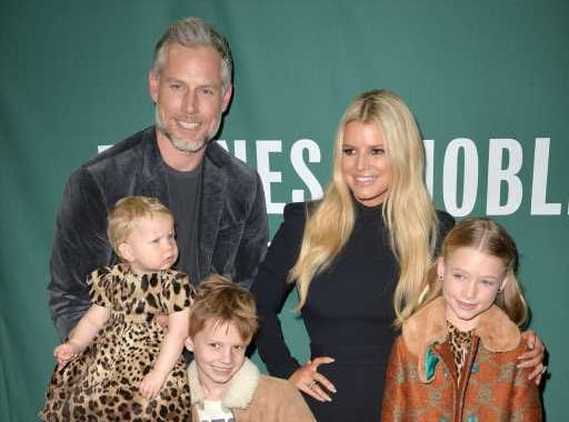 Jessica Simpson Used to Be Afraid of Horses, Until Daughter Maxwell Made Her Get Over It