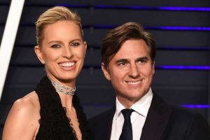 Model Mom! Karolina Kurkova Welcomes 3rd Child With Husband Archie Drury