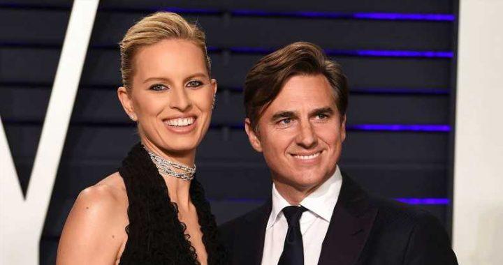 Model Mom! Karolina Kurkova Welcomes 3rd Child With Husband Archie Drury