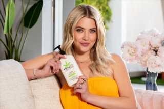 EXCLUSIVE: Hempz Names Ashley Benson Celebrity Brand Ambassador